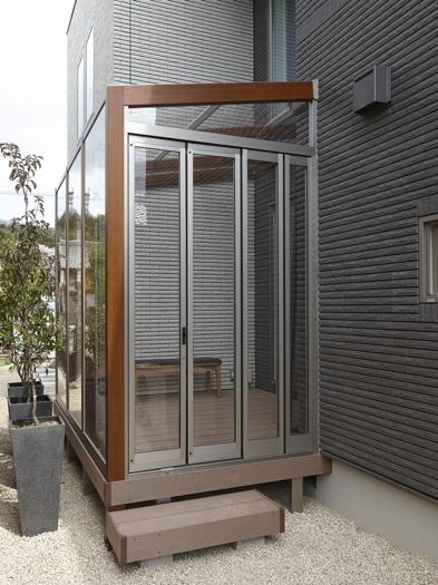 サンルーム 一条工務店 建築実例「アイスマート」 | タグル